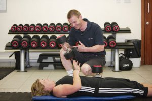Personal trainer wexford